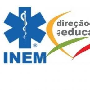 Colaboração entre INEM e DGE