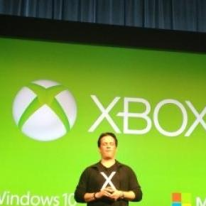 Phil Spencer at the Game Developers Conference