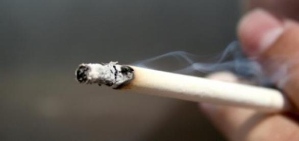 Consumo de produtos de tabaco