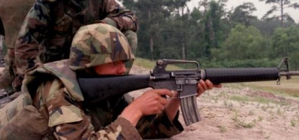 Exercitii militare S.U.A.- Lituania