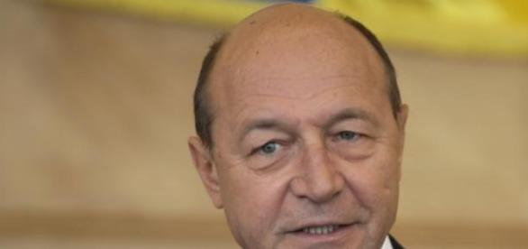 Fostul presedinte al Romaniei, Traian Basescu
