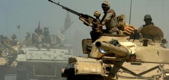 Ofensiva irakiana impotriva ISIS