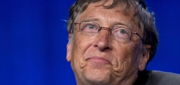 The world's richest billionaire Bill Gates