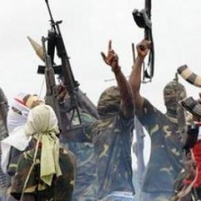 Militanti ai gruparii teroriste Boko Haram
