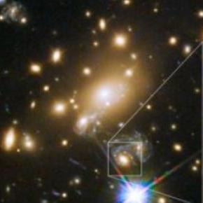 Se trata de un evento astronómico sorprendente