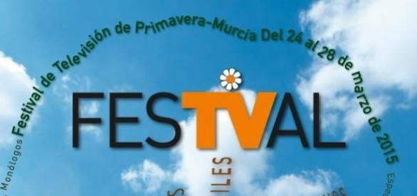 Cartel del festival de televisión