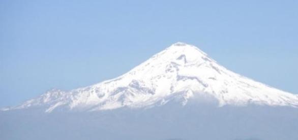 El Pico de Orizaba es la cumbre más alta de México