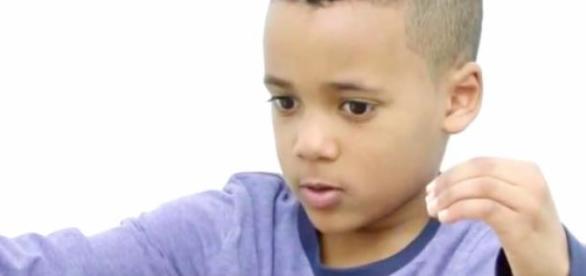 Screenshot from Amnesty International's new video