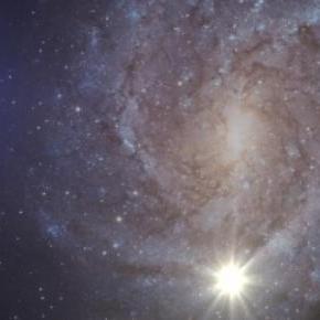 Es una estrella única de gran interés científico