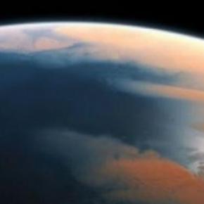 Marte tuvo un enorme océano hace mucho tiempo