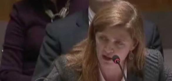 Ambasadorul SUA la ONU,Samantha Power