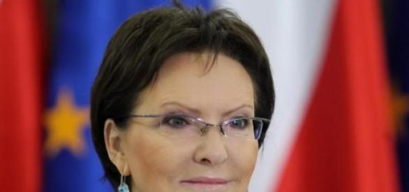 Prim-ministrul Poloniei, Ewa Kopacz