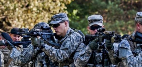 Soldatii ai Armatei Statelor Unite