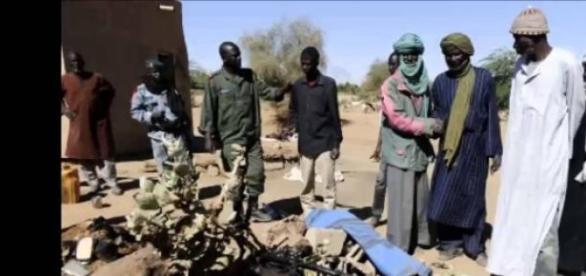 Atac terorist in statul african Mali