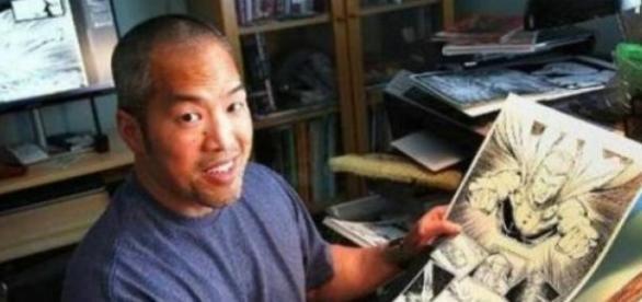Lee es un dibujante de comics muy respetado