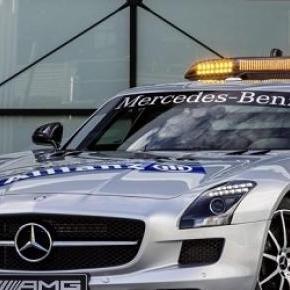 Mercedes Benz Safety Car