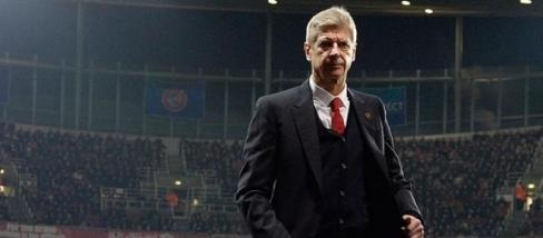 Arsene Wenger, az Arsenal edzője