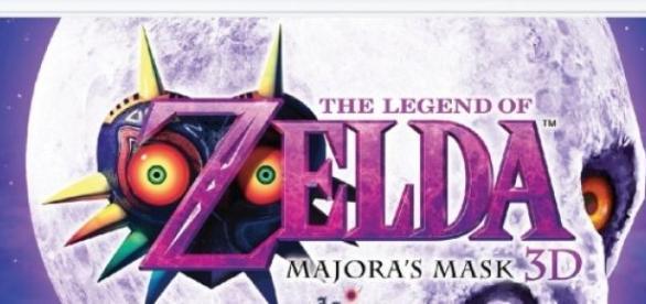 Le nouveau jeu de Nintendo: Zelda Majora's Mask