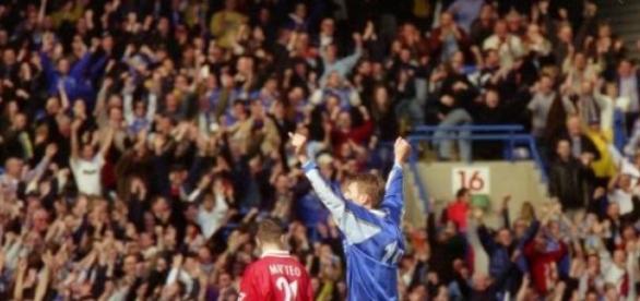 Mecz uwielbianego Chelsea Londyn