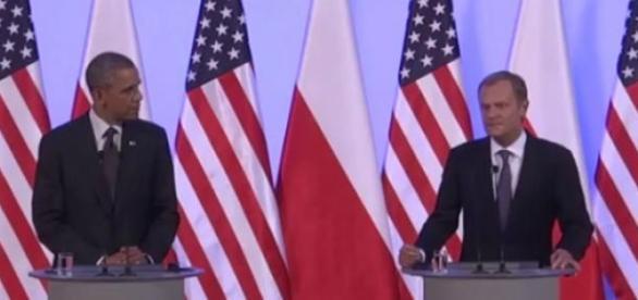 Tusk - Obama: spotkanie już 9.03.2015