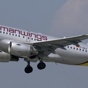 Airbus A320 de la Germanwings