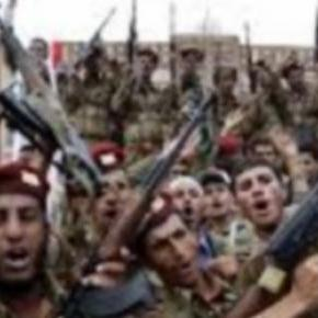 Les forces armées du Yémen.