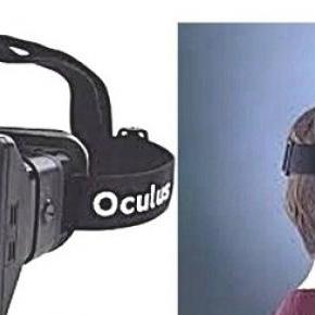 Oculus Rift DK2 a legújabb fejlesztés