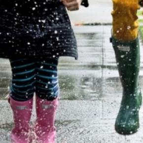 Splashing in puddles can become thing of the past