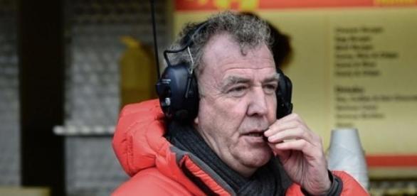 Former Top Gear host Jeremy Clarkson