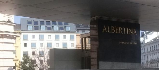 Die Albertina (Foto: Nina Kosz).