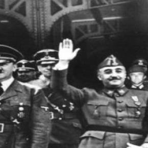 """Franco és Hitler: nem """"kényszerű kompromisszum"""""""