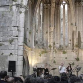 Palco Igreja da Pena, 2014 (foto: Cátia Biscaia)