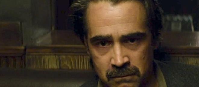Colin Farrell en True Detective.