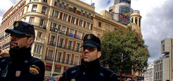 Terroristen planten ein Blutbad in Madrid.