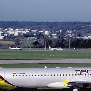 Germanwings-Airbus des Typs A320