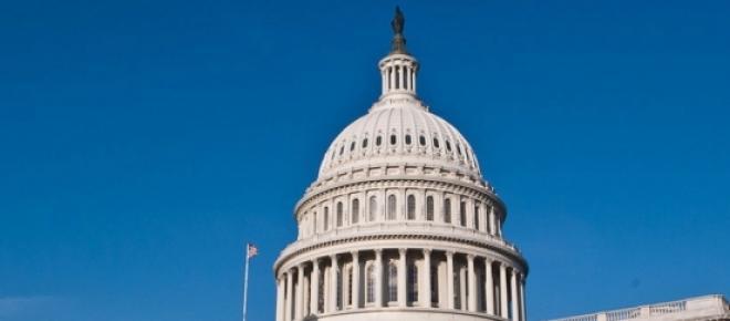 Capitoliul SUA  gazduieste Congresul SUA