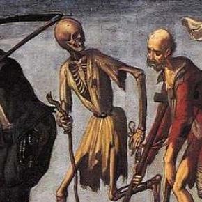 Haláltánc (danse macabre), középkori allegória