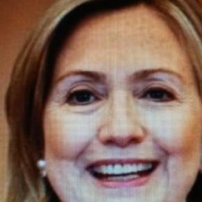 Hillary Clinton confiante en sa bonne étoile.