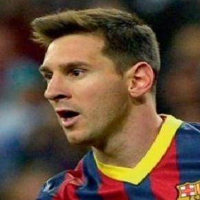 Lionel Messi superó mal paso en Barcelona