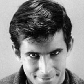 Norman Bates, a Psycho főhőse (Anthony Perkins)