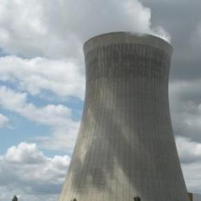 Dampierre-en-Burly - centrale nucléaire