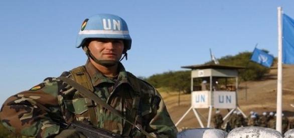 UN-Friedensmissionen finden weltweit statt.