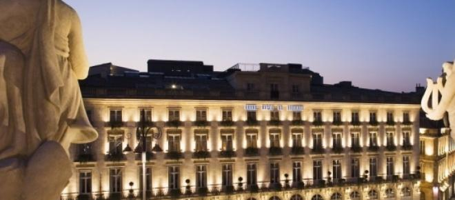 Gordon Ramsay embarque au Grand Hôtel de Bordeaux