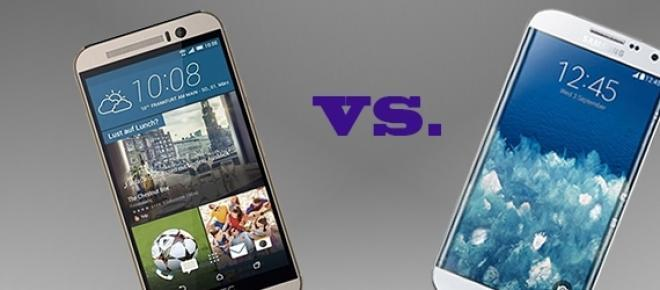 HTC One (M9) Vs. Samsung Galaxy S6