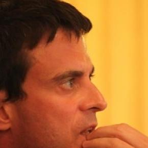 Manuel Valls monte dans les sondages.