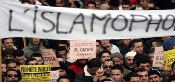 Six fois plus de gestes islamophobes sont posés.