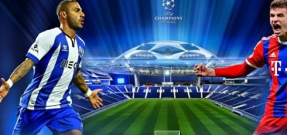 Starcie Porto kontra Bayern na Estadio de Dragao