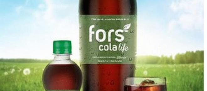 Fors was sued by Coca-Cola but  won the case in Brazil.
