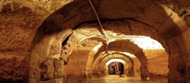 Galerias Romanas da baixa lisboeta
