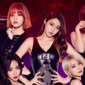 Gewagt sexy: Südkoreas Girlband AOA, Foto:FNCMusic